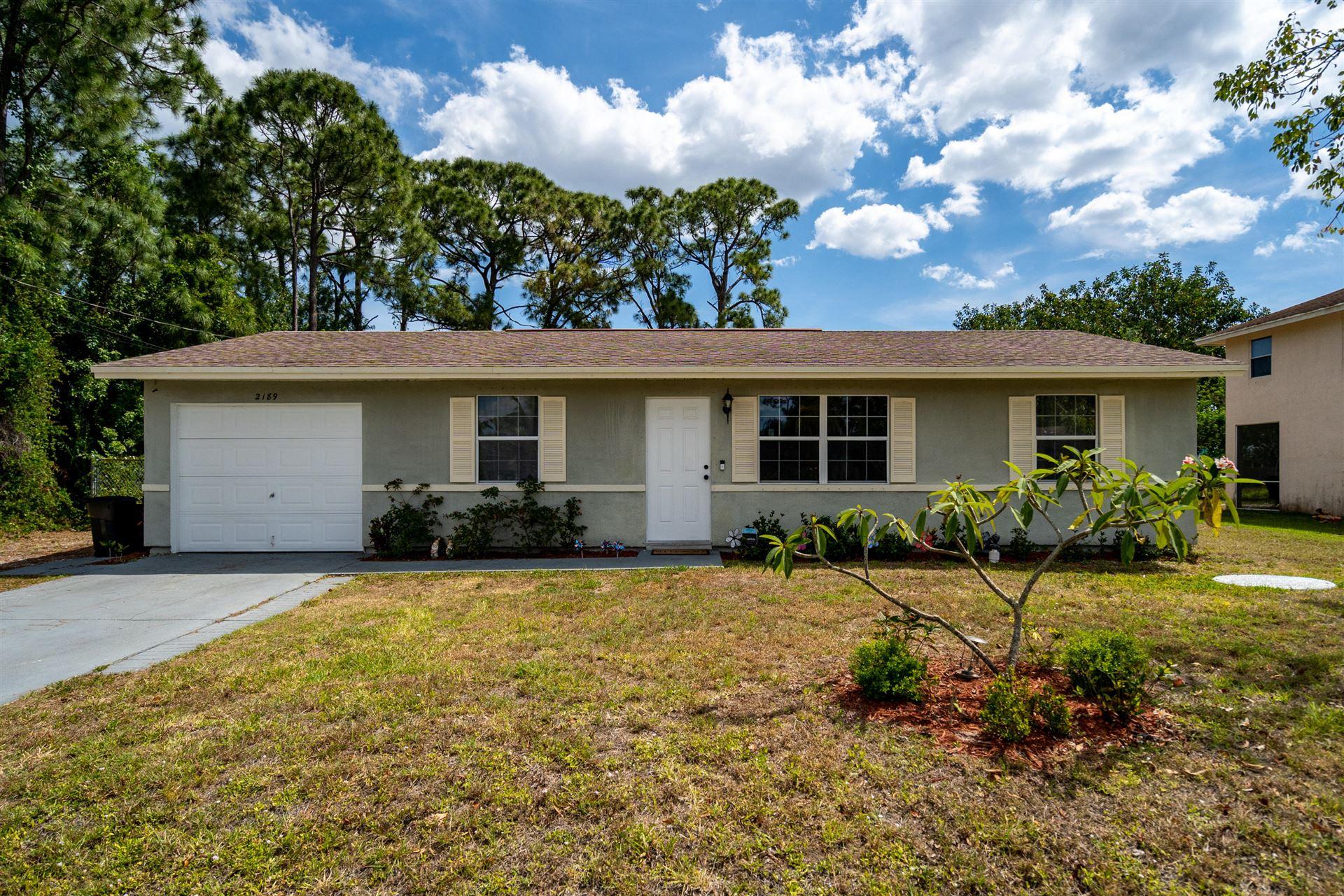 2189 SW Susset Lane, Port Saint Lucie, FL 34953 - #: RX-10706121