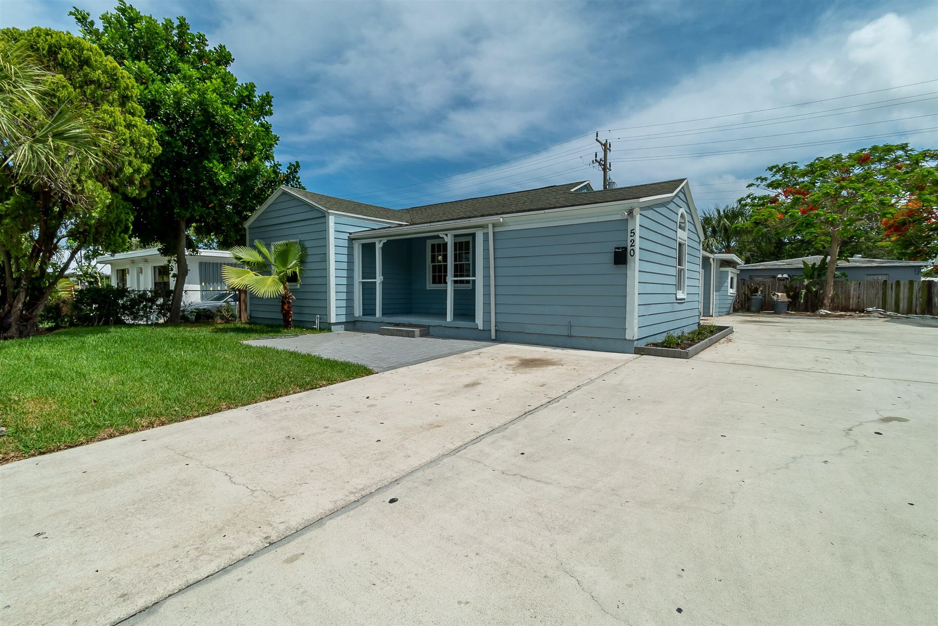 520 45th Street, West Palm Beach, FL 33407 - MLS#: RX-10723121