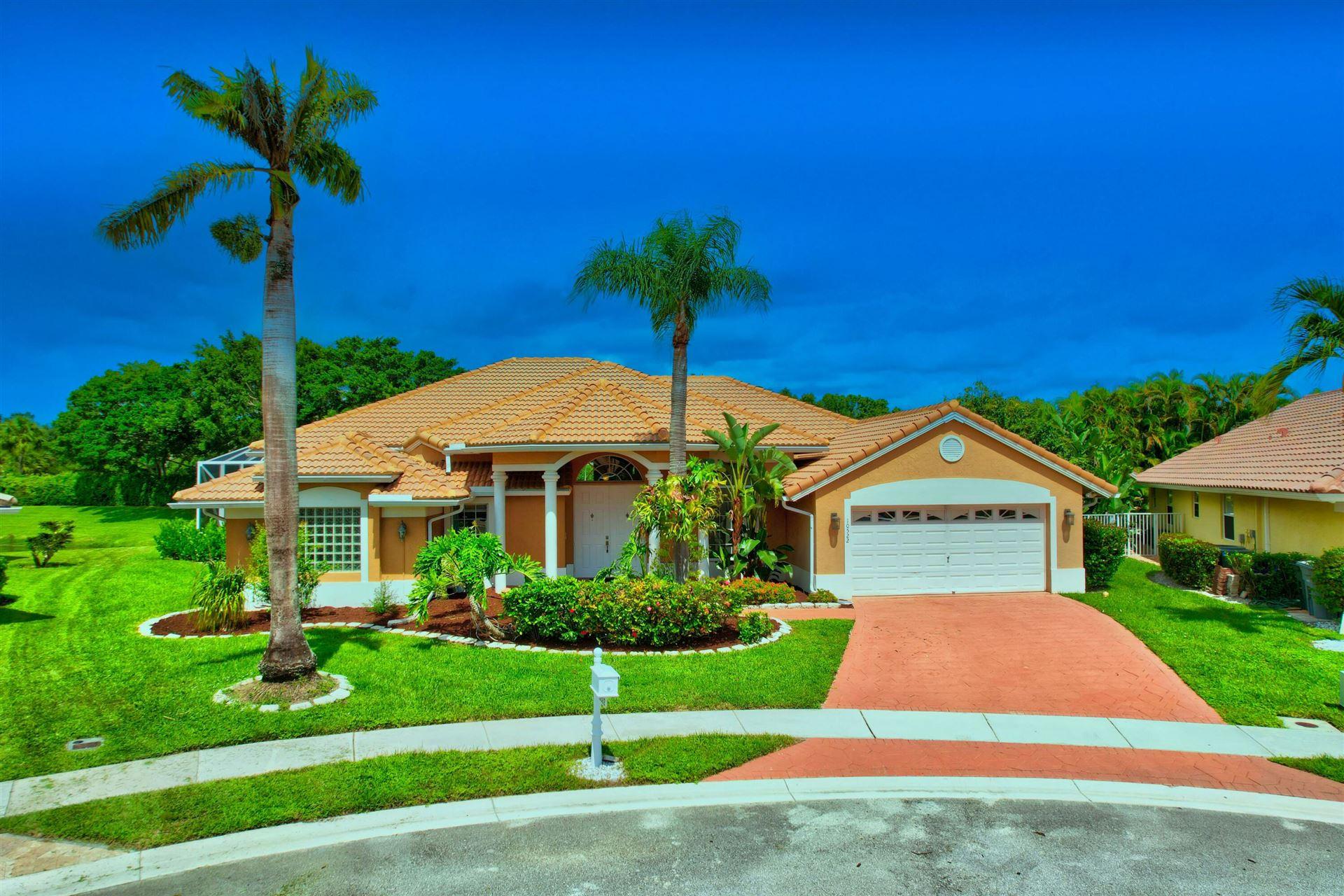 10522 Maple Chase Drive, Boca Raton, FL 33498 - #: RX-10745121