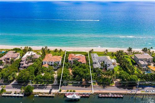 Photo of 1009 Hillsboro Mile, Hillsboro Beach, FL 33062 (MLS # RX-10570122)