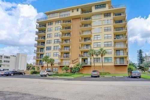 Photo of 801 N Ocean Boulevard #804, Pompano Beach, FL 33062 (MLS # RX-10706122)