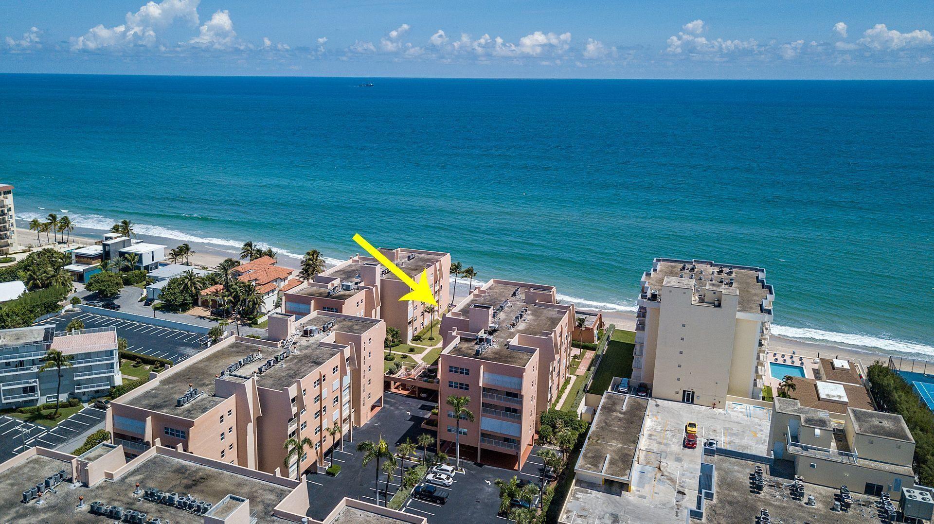 3520 S Ocean Boulevard #A305, South Palm Beach, FL 33480 - #: RX-10715122