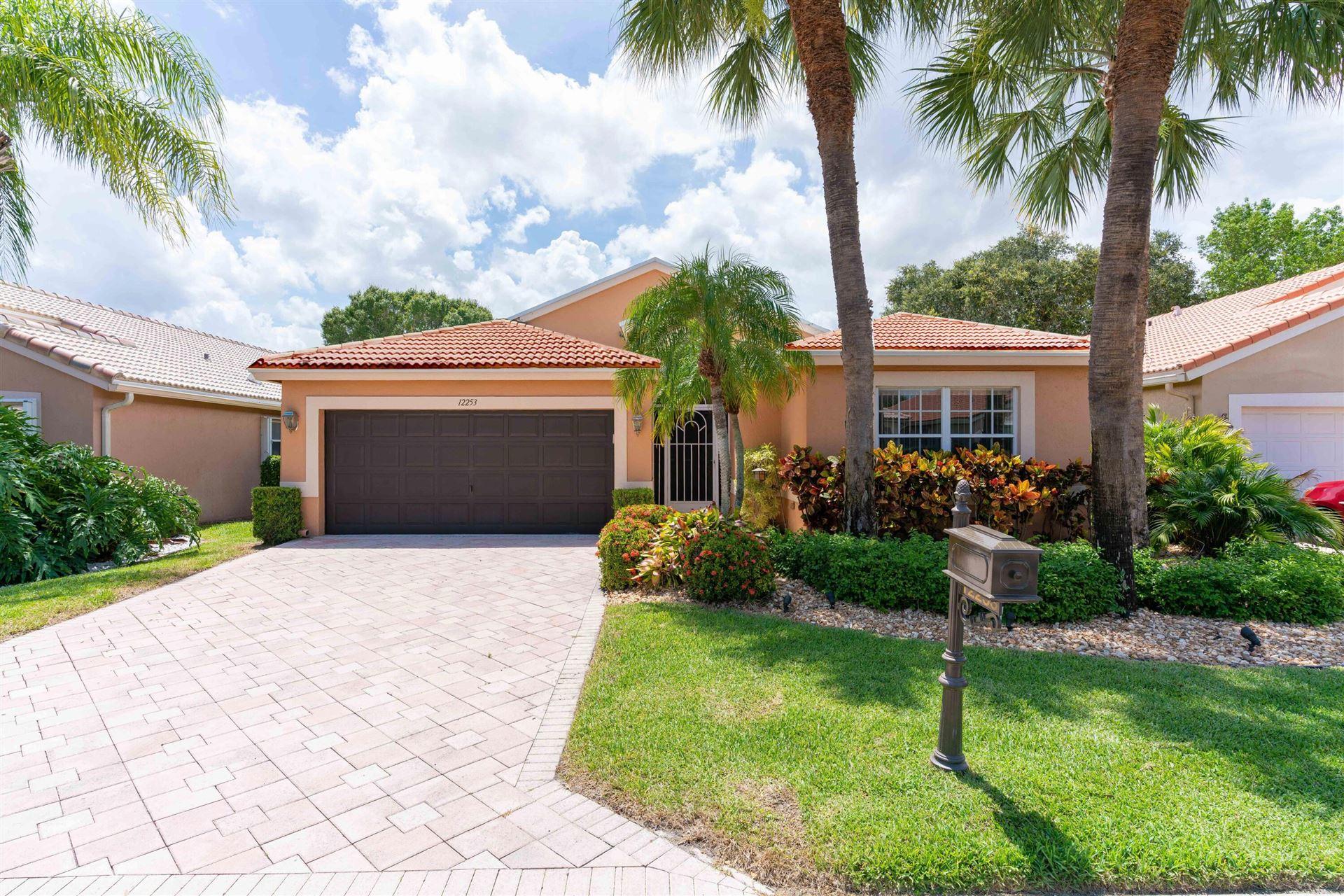 12253 Congressional Avenue, Boynton Beach, FL 33437 - #: RX-10734122