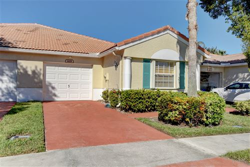 Photo of 6119 Floral Lakes Drive, Delray Beach, FL 33484 (MLS # RX-10579123)