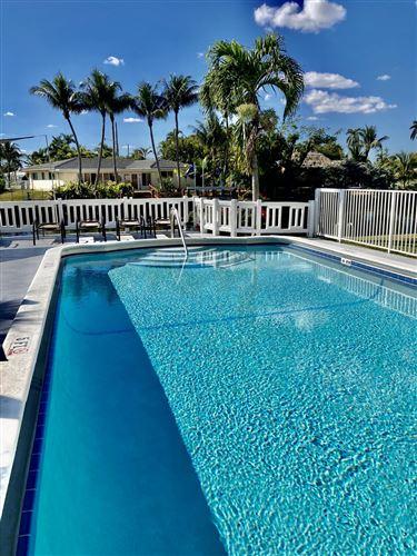 Photo of 912 Pine Drive #102, Pompano Beach, FL 33060 (MLS # RX-10694123)