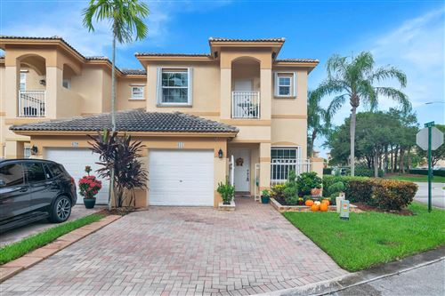 Photo of 631 NW 170th Terrace, Pembroke Pines, FL 33028 (MLS # RX-10752123)