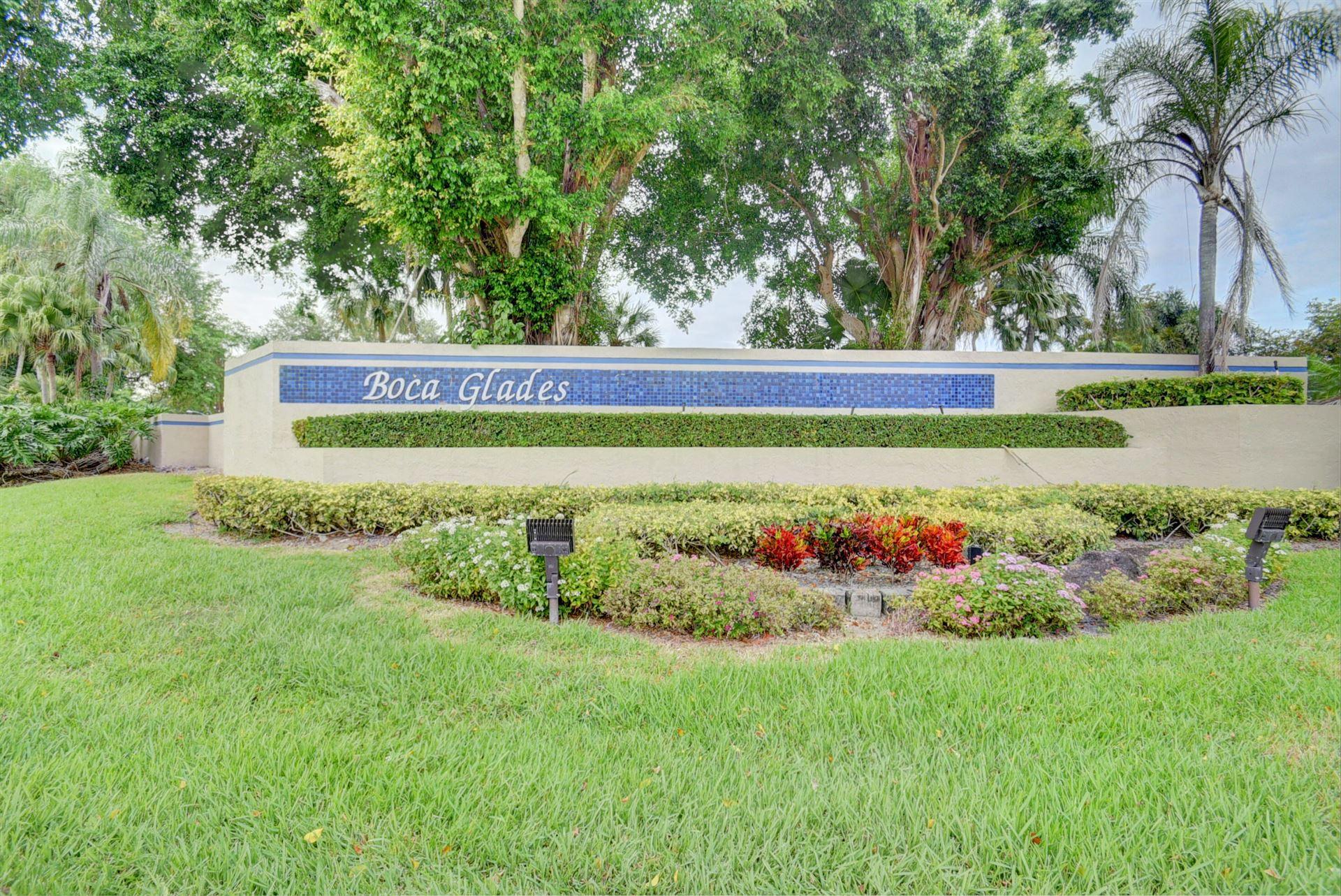8657 W Boca Glades Boulevard #C, Boca Raton, FL 33434 - MLS#: RX-10742123
