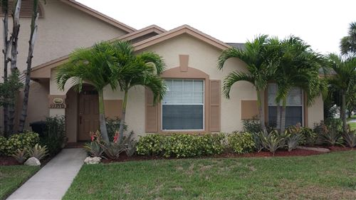 Photo of 9335 Boca Gardens D Parkway #D, Boca Raton, FL 33496 (MLS # RX-10618124)