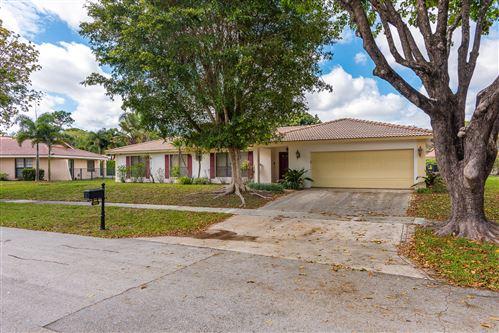 Photo of Listing MLS rx in 6899 Viento Way Boca Raton FL 33433