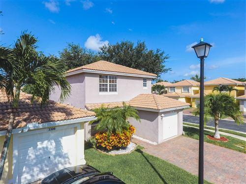 Photo of 3302 Blue Finn Drive, West Palm Beach, FL 33411 (MLS # RX-10735124)