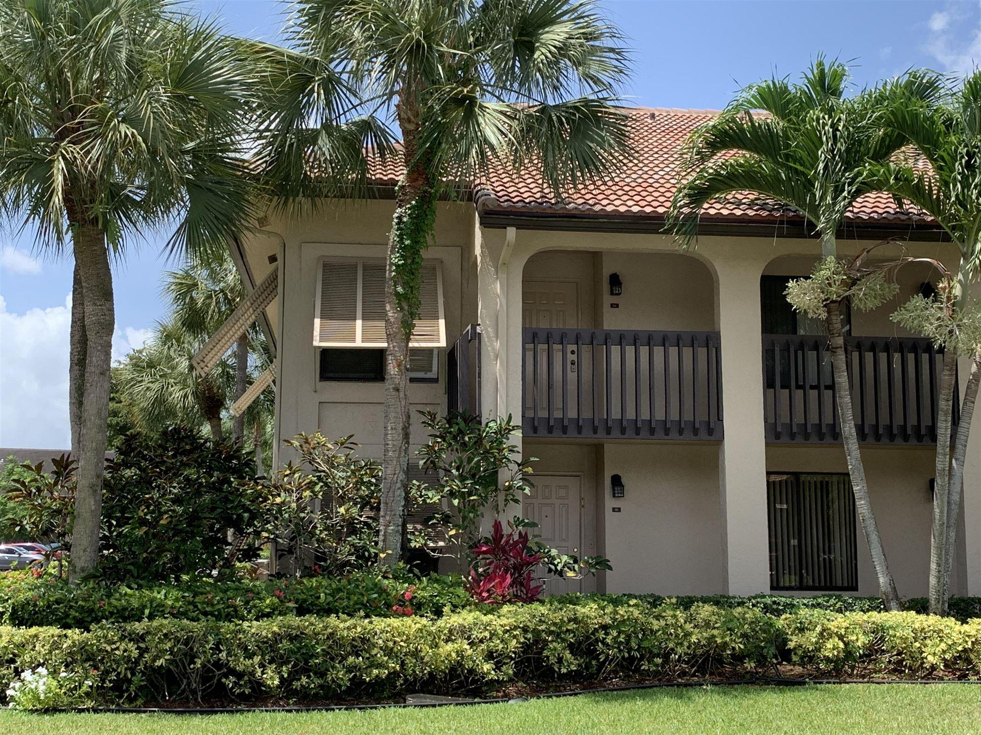 10101 Mangrove Drive #201, Boynton Beach, FL 33437 - #: RX-10607124
