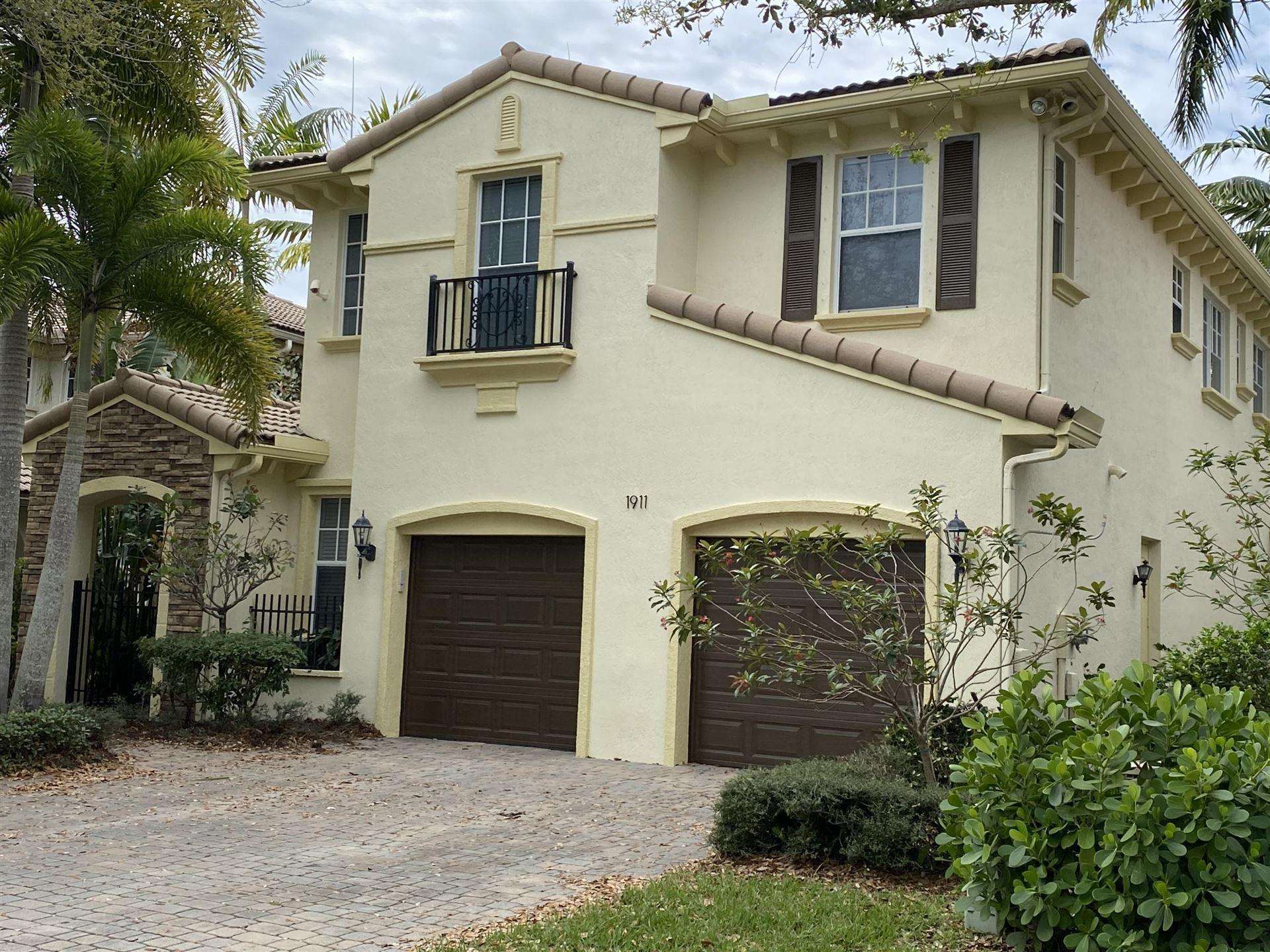 1911 Flower Drive, Palm Beach Gardens, FL 33410 - #: RX-10705124
