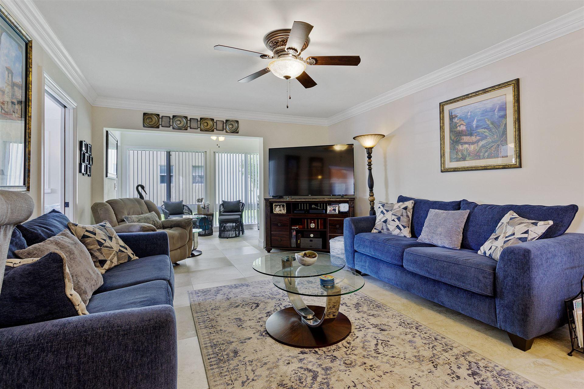 Photo of 15 Colonial Club Drive #100, Boynton Beach, FL 33435 (MLS # RX-10715124)