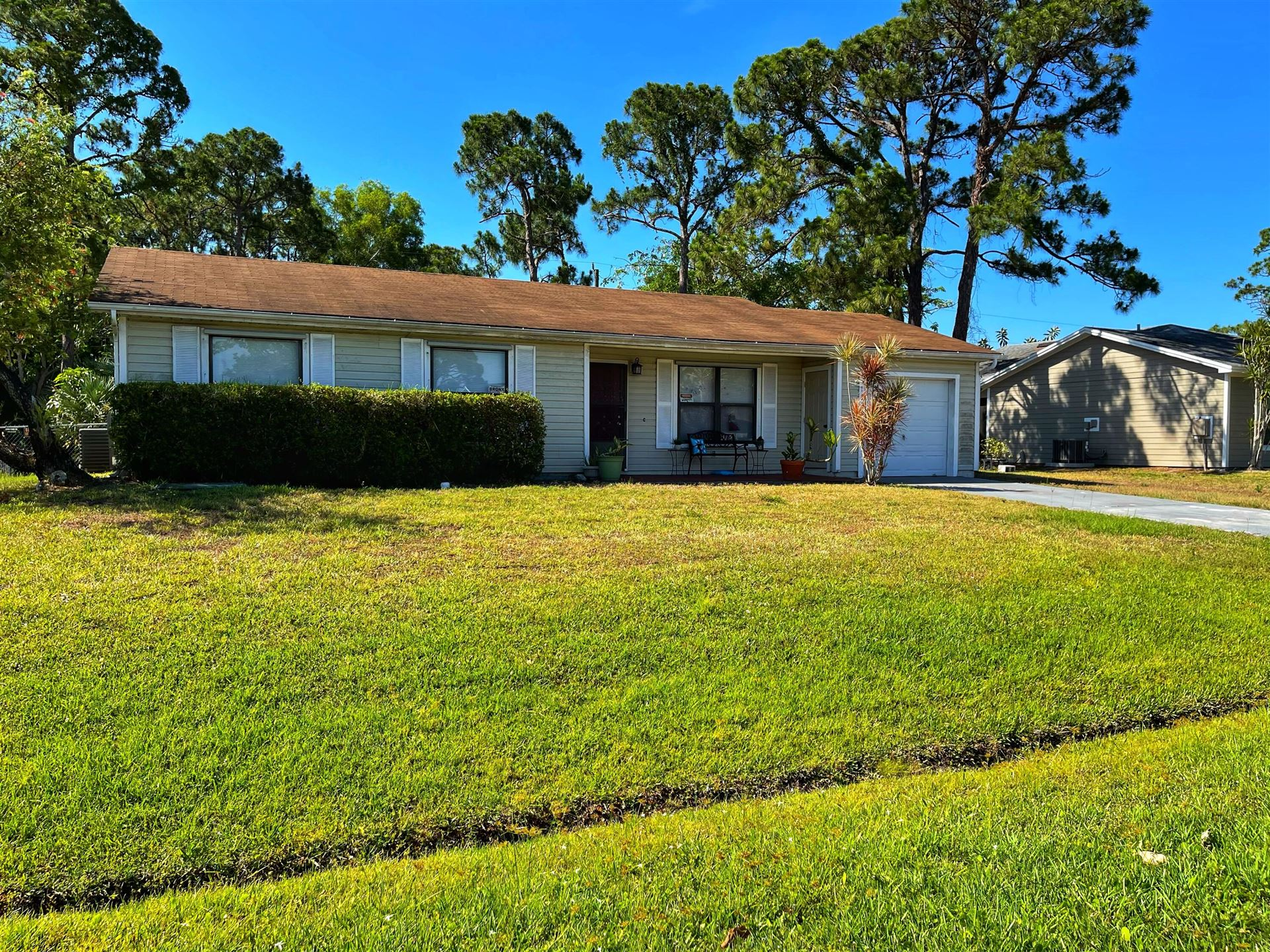 126 SW Thornhill Drive, Port Saint Lucie, FL 34984 - MLS#: RX-10719124