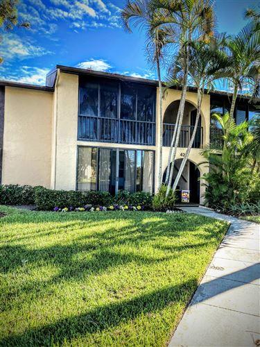 Photo of 429 Pine Glen Lane #A-2, Greenacres, FL 33463 (MLS # RX-10754125)