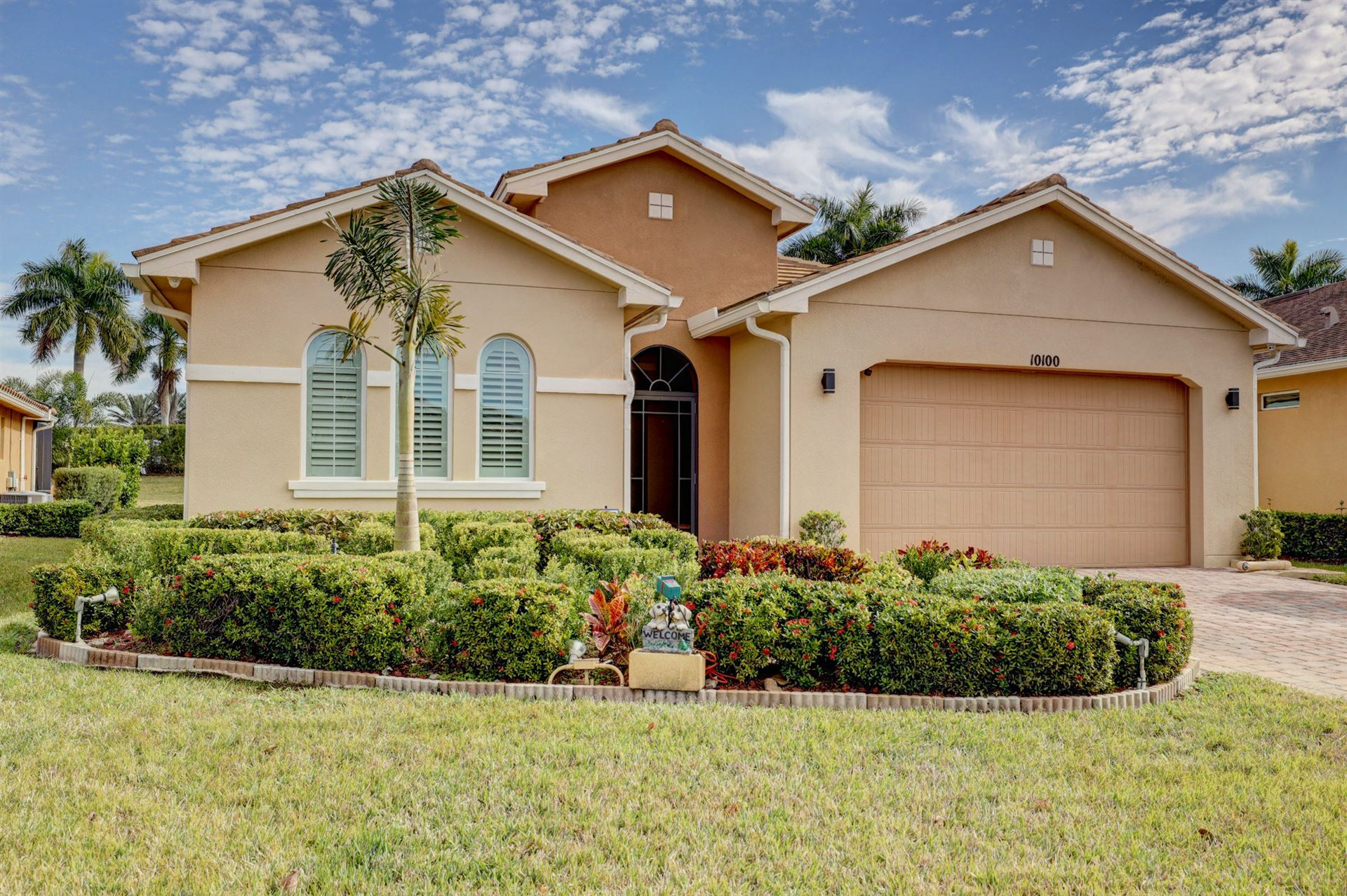 10100 SW Fernwood Avenue, Port Saint Lucie, FL 34987 - MLS#: RX-10691125
