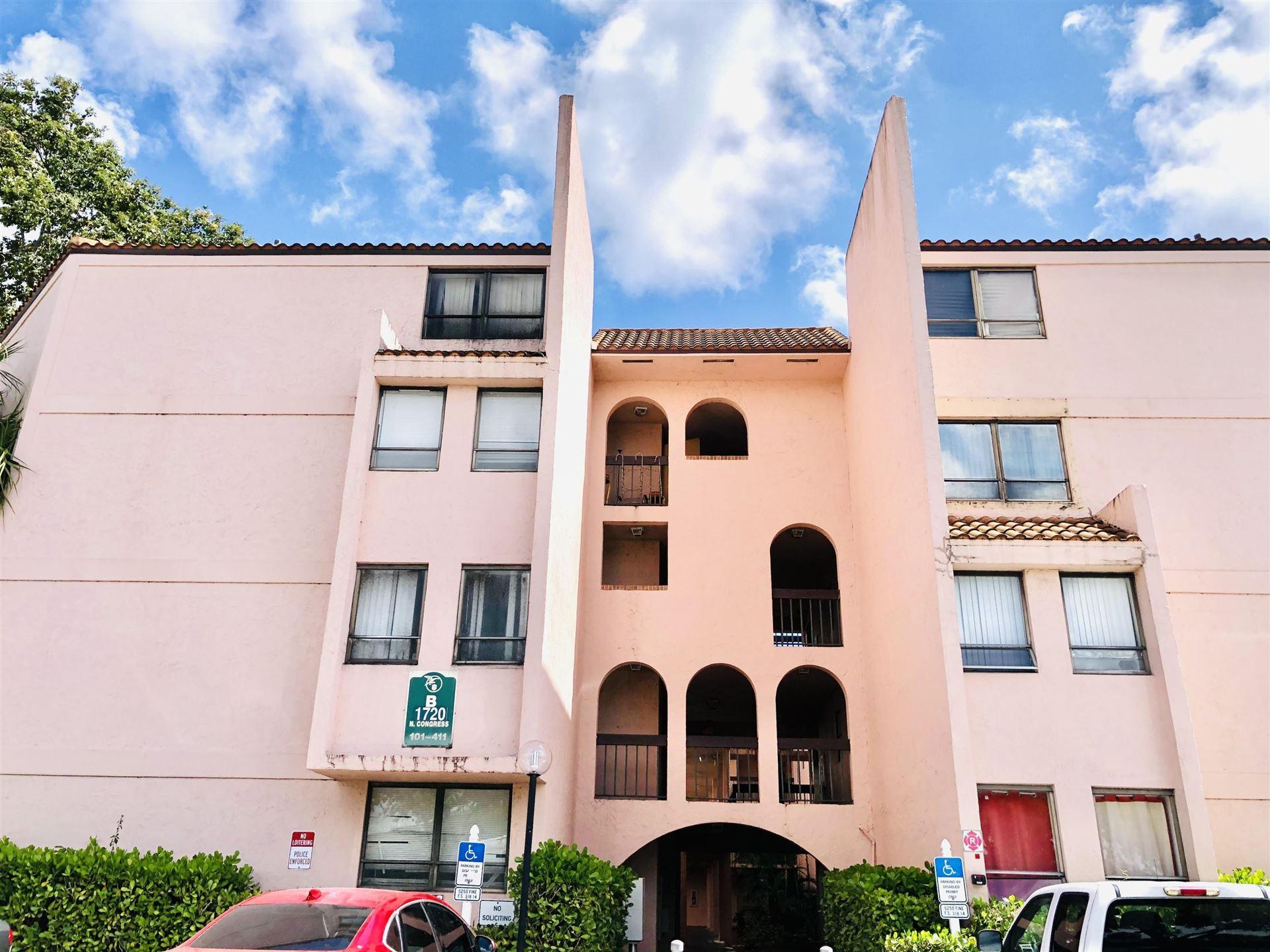 1720 N Congress Avenue #401, West Palm Beach, FL 33401 - MLS#: RX-10704125