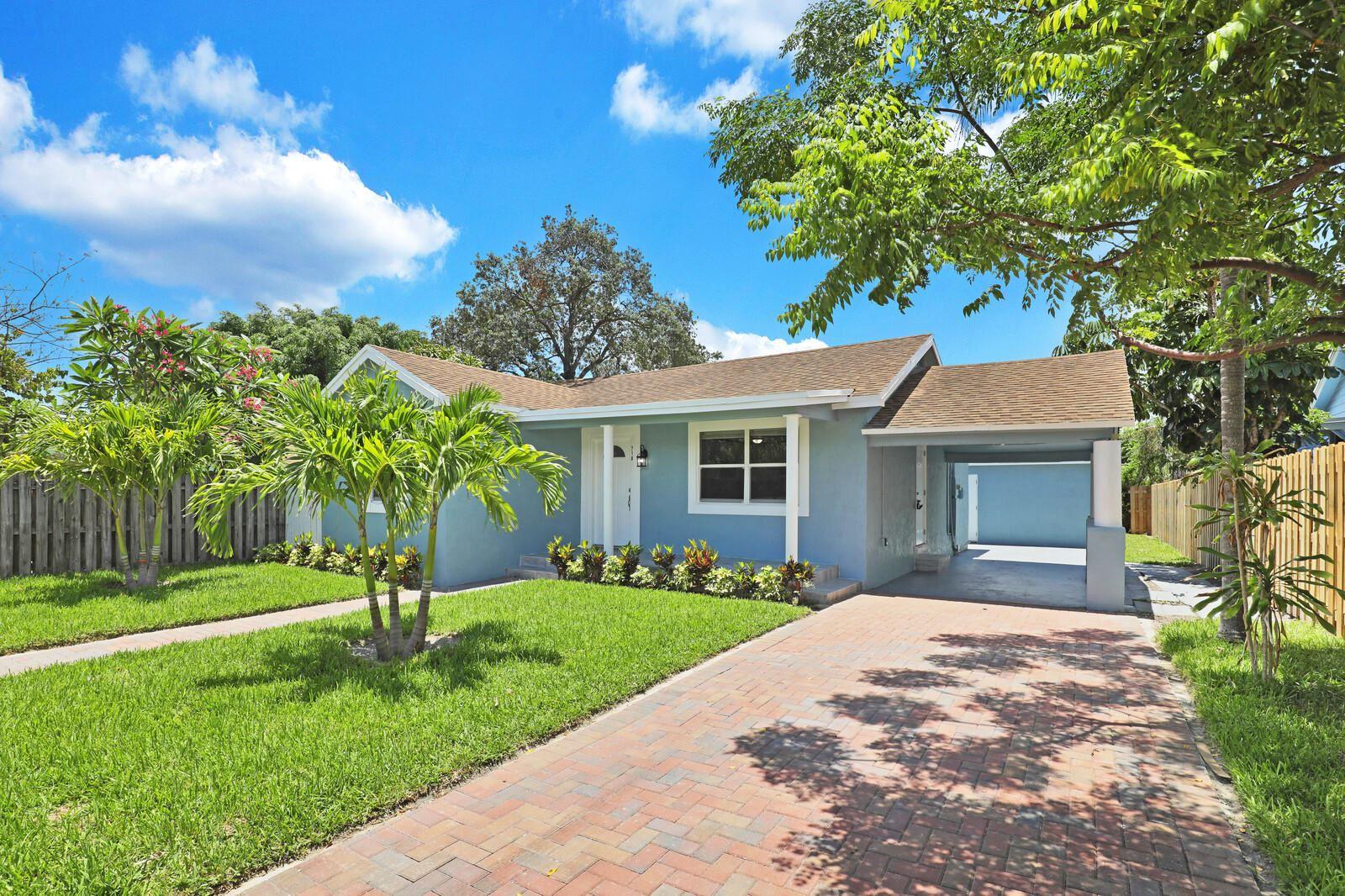 710 W Lakewood Road, West Palm Beach, FL 33405 - MLS#: RX-10729125