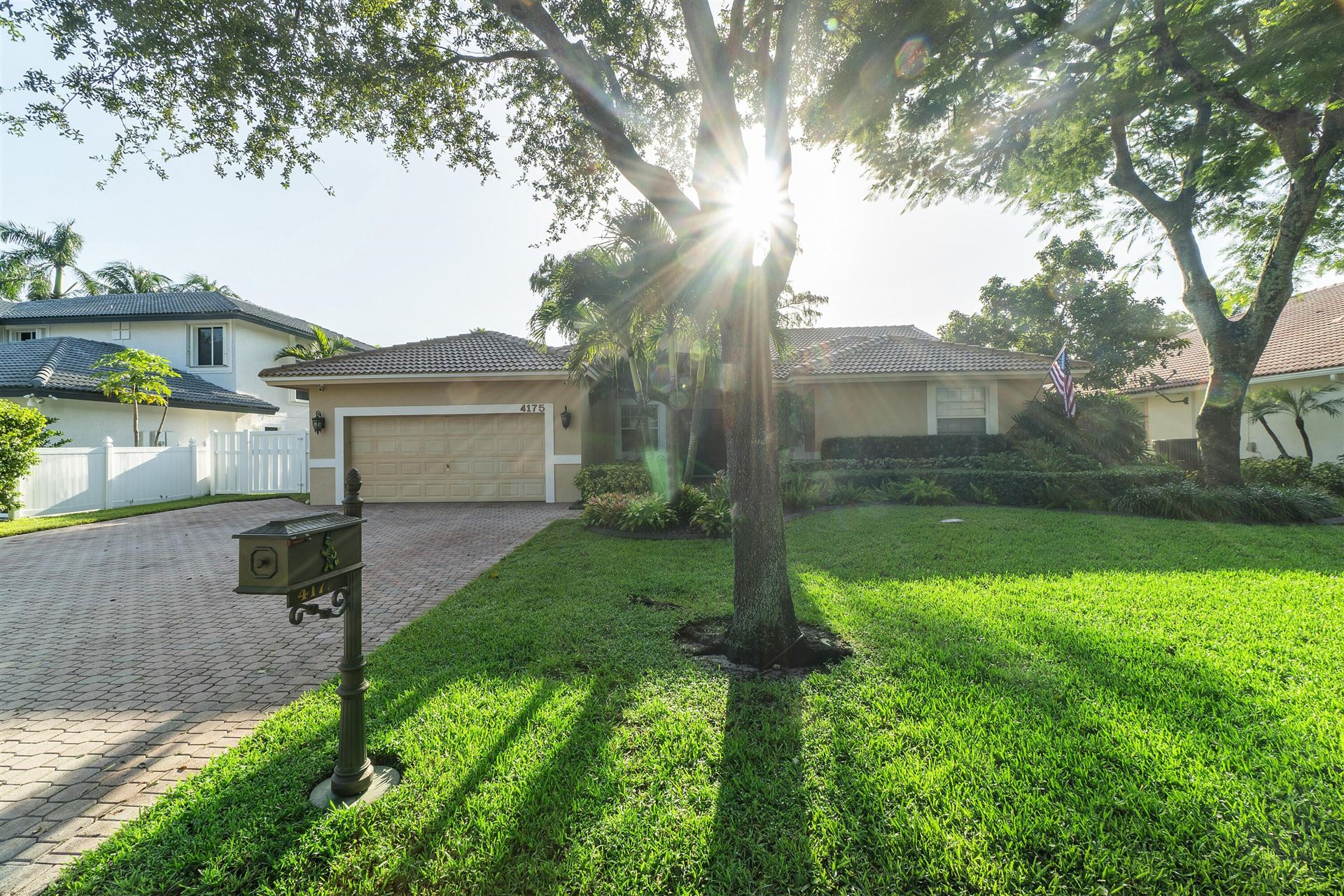 4175 NW 67th Way, Coral Springs, FL 33067 - MLS#: RX-10745125