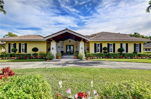 Photo of 4910 S Lake Drive, Boynton Beach, FL 33436 (MLS # RX-10685126)