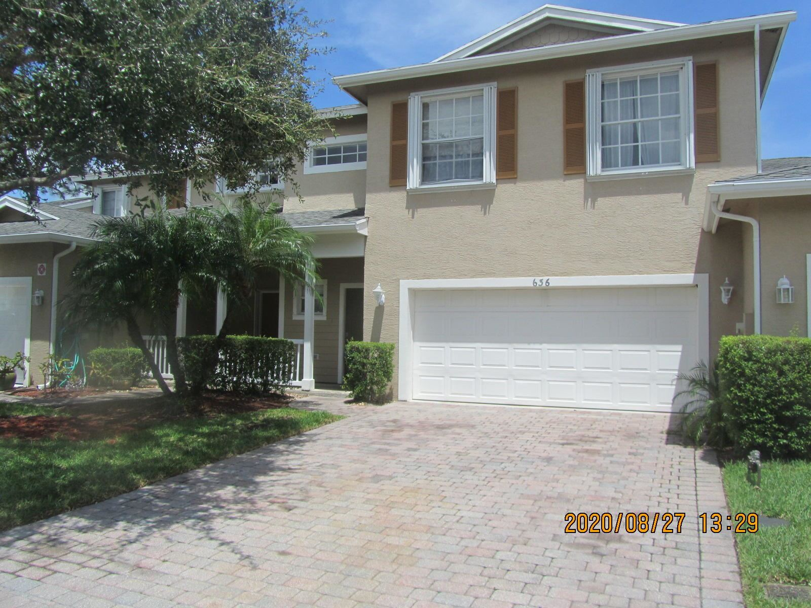 636 NE Bent Paddle Lane, Port Saint Lucie, FL 34983 - #: RX-10650126