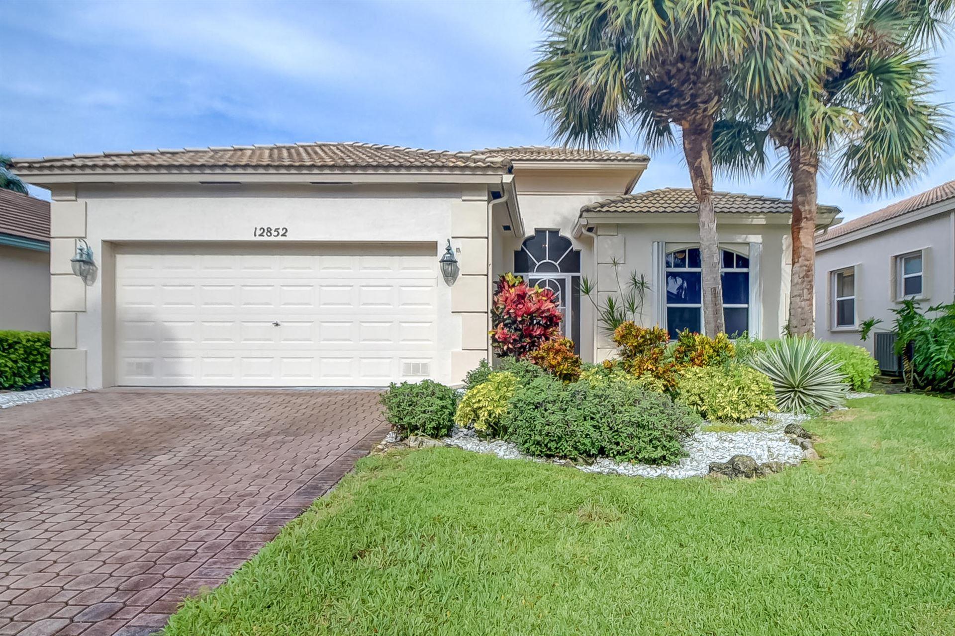 Photo of 12852 Coral Lakes Drive, Boynton Beach, FL 33437 (MLS # RX-10658126)