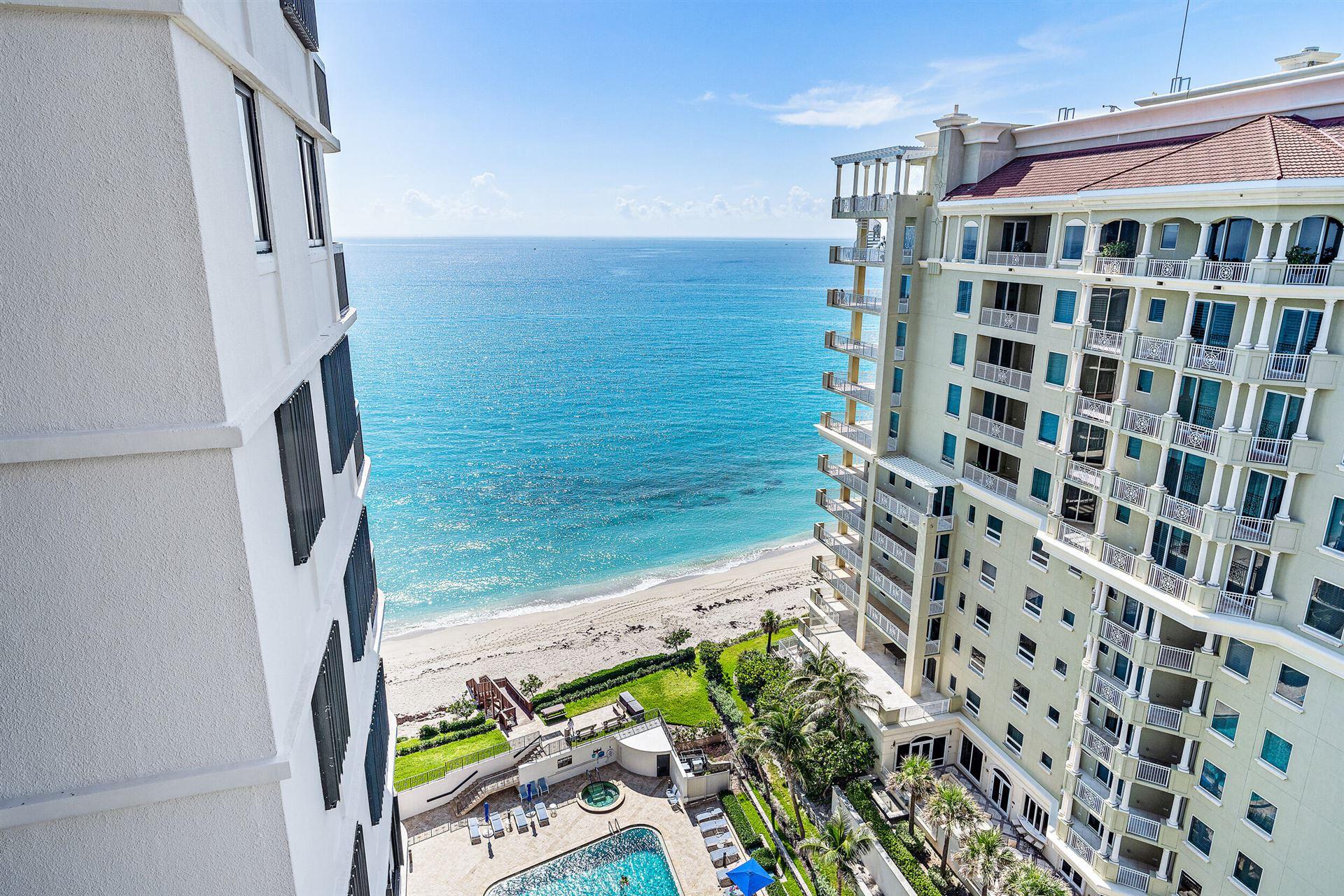 5380 N Ocean Drive #17-A, Singer Island, FL 33404 - #: RX-10735126