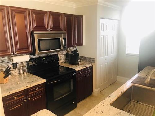 Photo of 3594 S Ocean Boulevard #608, Highland Beach, FL 33487 (MLS # RX-10584127)