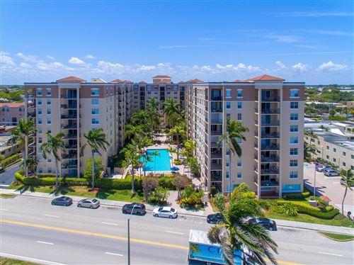 Photo of 1805 N Flagler Drive #304, West Palm Beach, FL 33407 (MLS # RX-10754127)