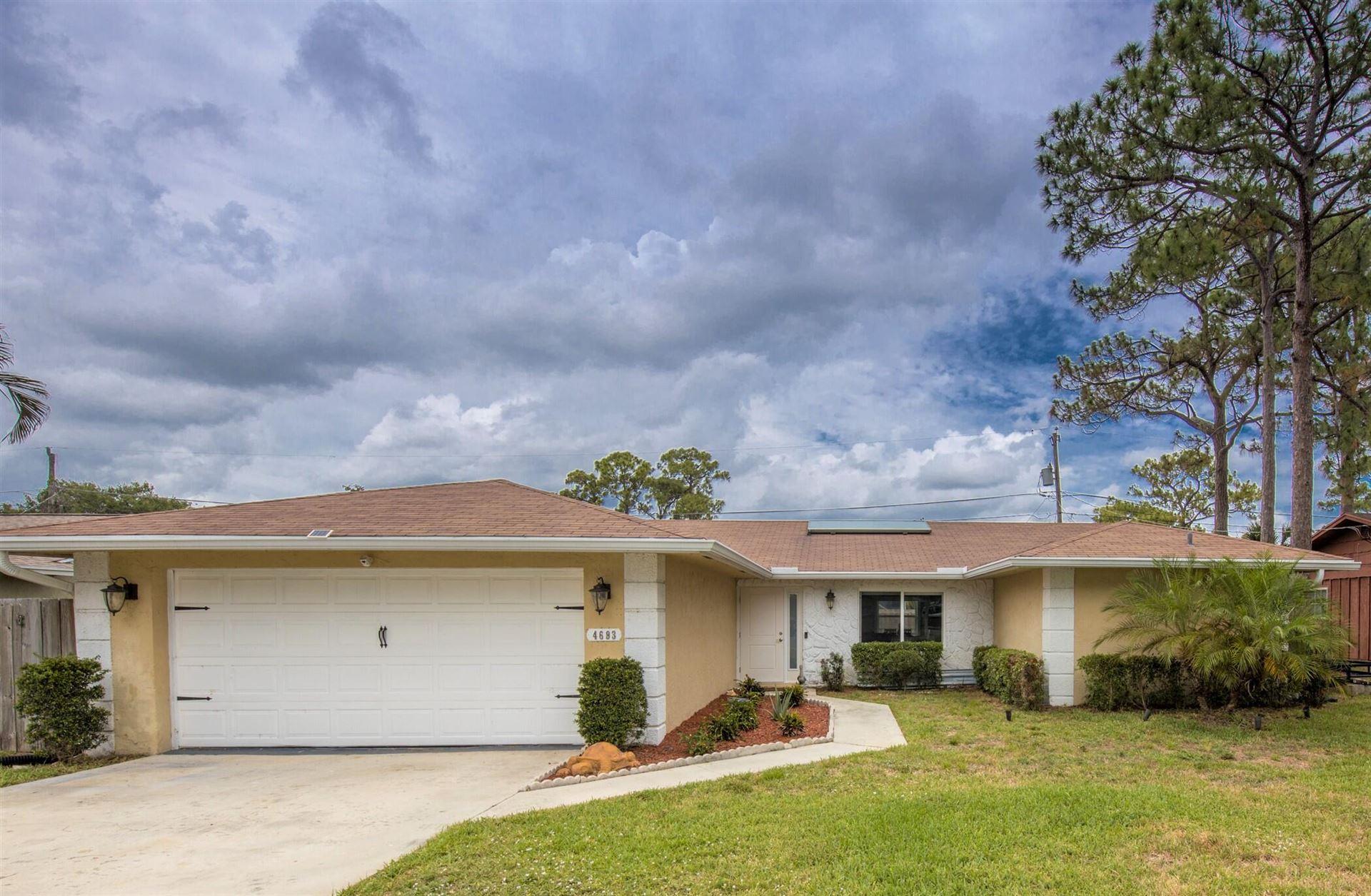 4693 Dolphin Drive, Lake Worth, FL 33463 - MLS#: RX-10716127