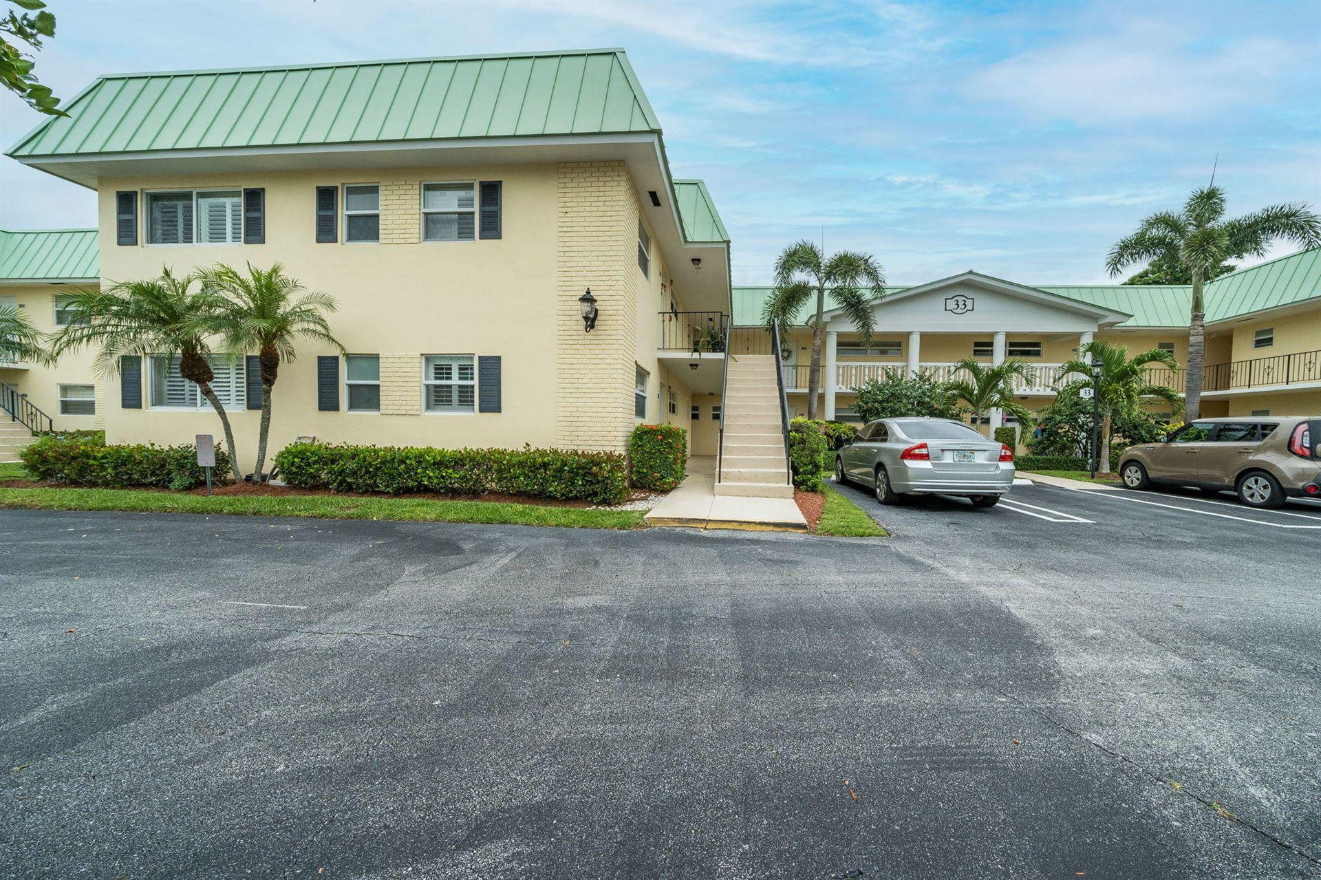 33 Colonial Club Drive #100, Boynton Beach, FL 33435 - #: RX-10727127