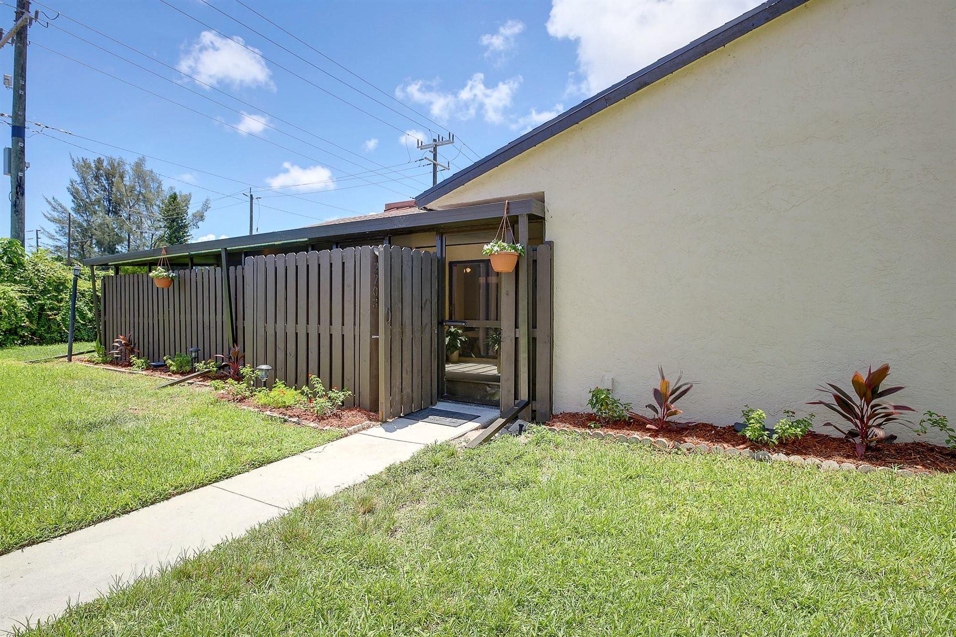 2703 Waterview Circle, Palm Springs, FL 33461 - MLS#: RX-10733127