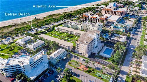 Photo of 120 N Ocean Boulevard #404, Delray Beach, FL 33483 (MLS # RX-10557128)