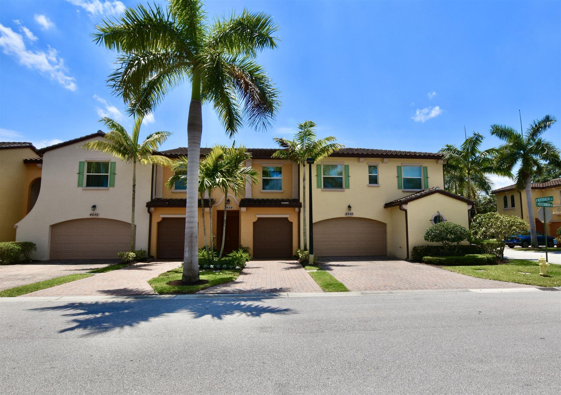 Photo of 4658 Mediterranean Circle, Palm Beach Gardens, FL 33418 (MLS # RX-10709129)
