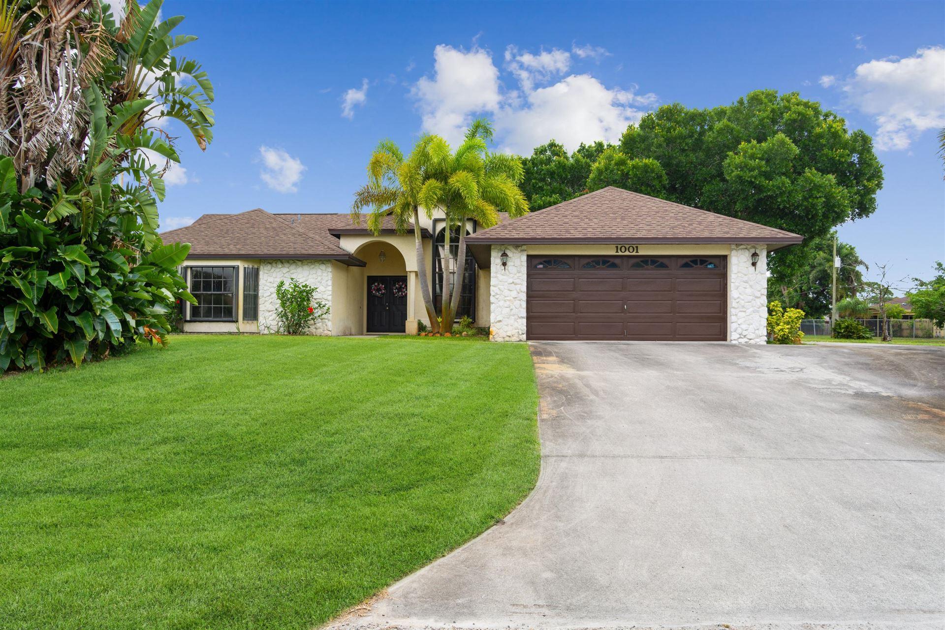 1001 SW Curtis Street, Port Saint Lucie, FL 34983 - MLS#: RX-10716129