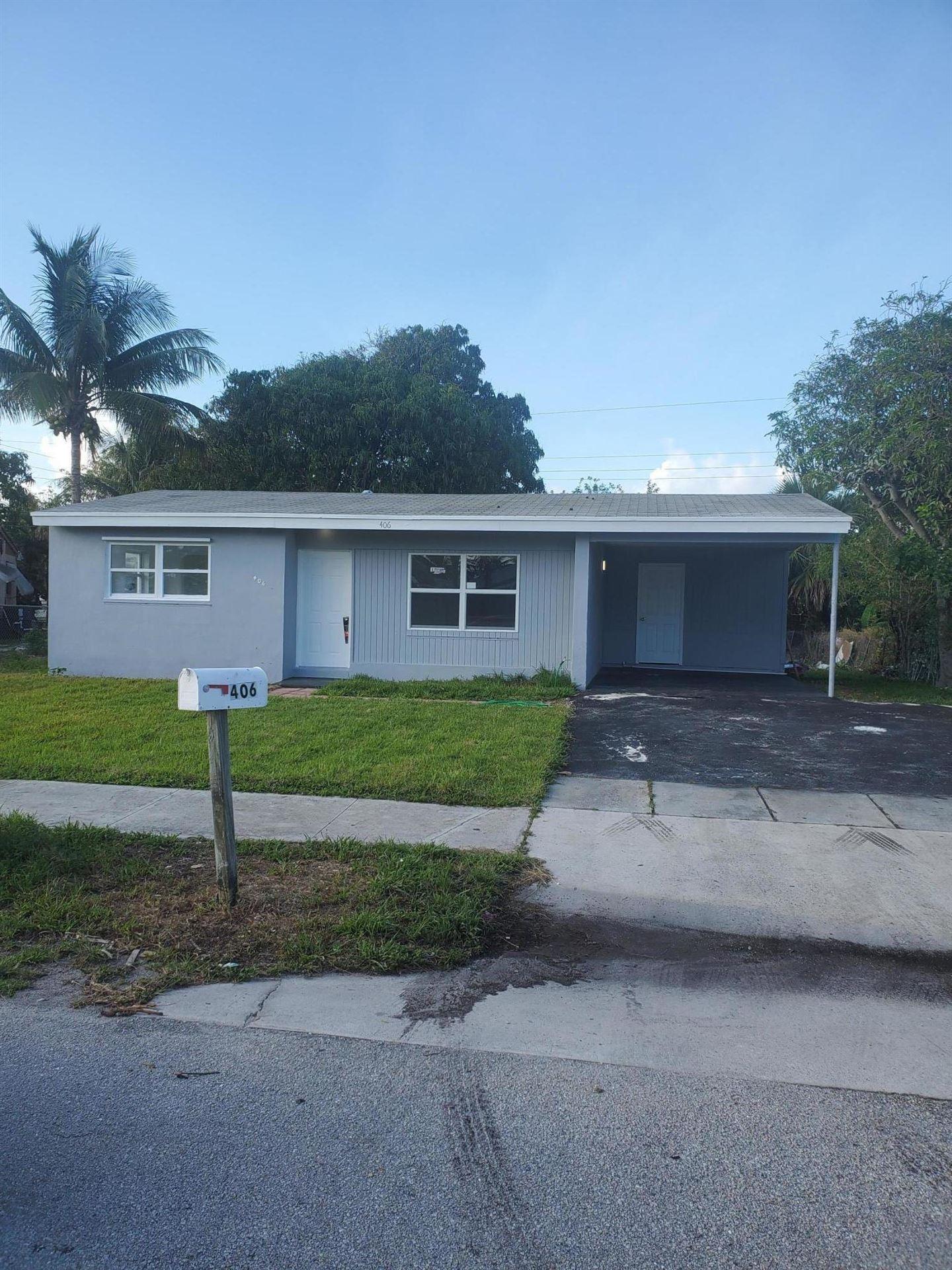 406 SW 9th Street, Delray Beach, FL 33444 - MLS#: RX-10721129