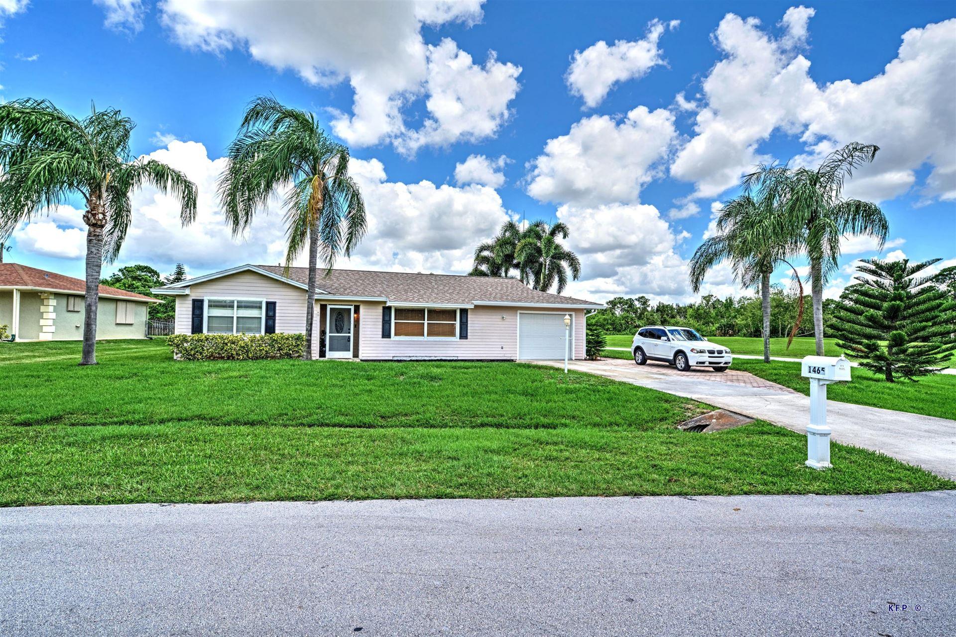 1465 SE Cambridge Drive, Port Saint Lucie, FL 34952 - #: RX-10727129