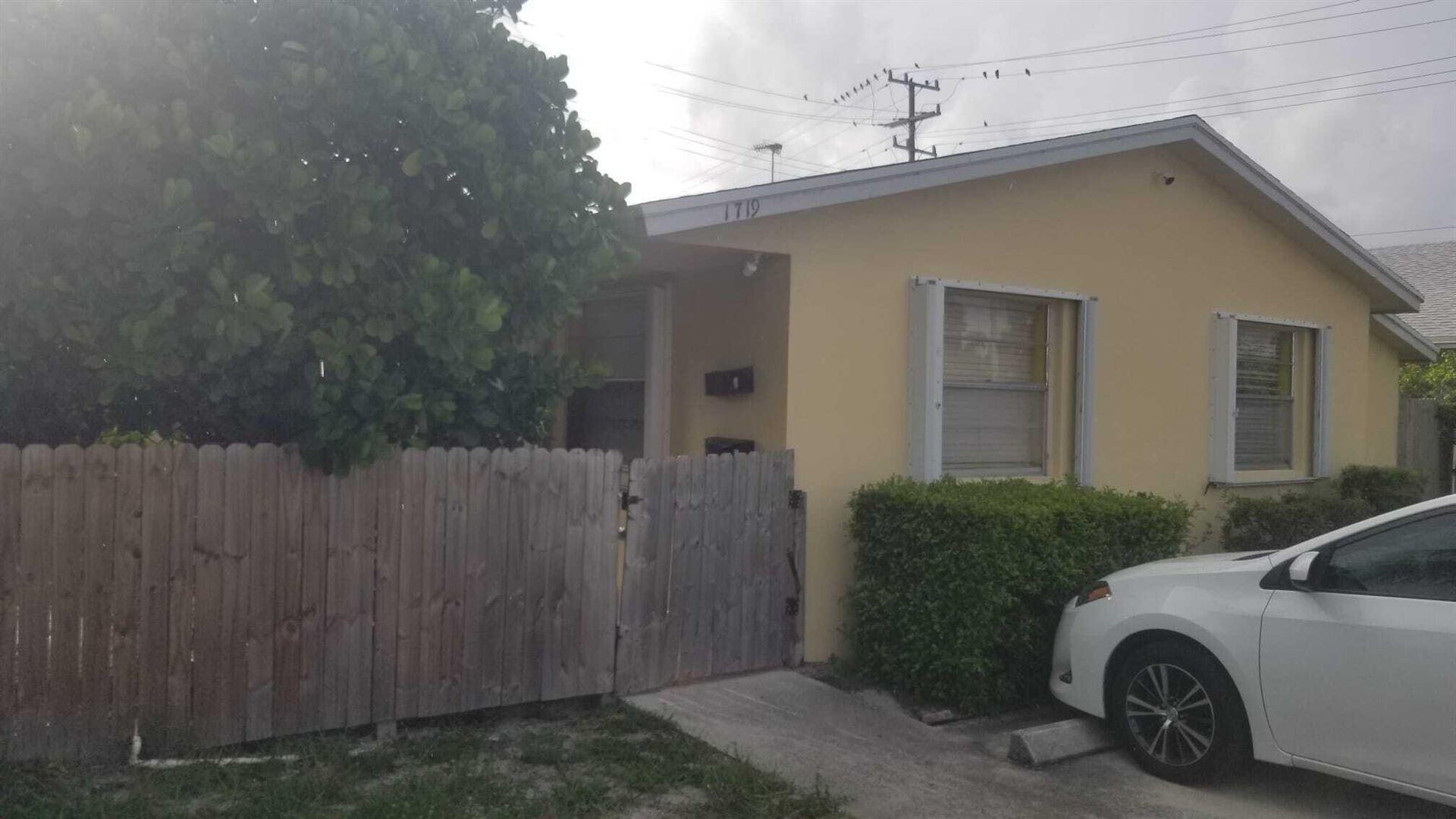 1719 N J Street, Lake Worth, FL 33460 - MLS#: RX-10744129