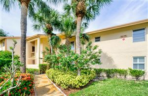 Photo of 5675 Spindle Palm Court #B, Delray Beach, FL 33484 (MLS # RX-10544130)