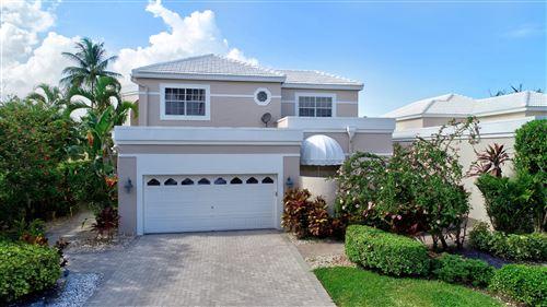 Photo of 5341 Ascot Bend, Boca Raton, FL 33496 (MLS # RX-10637130)