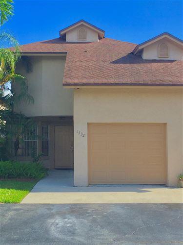 Foto de inmueble con direccion 1432 Lake Mango Way West Palm Beach FL 33406 con MLS RX-10649130
