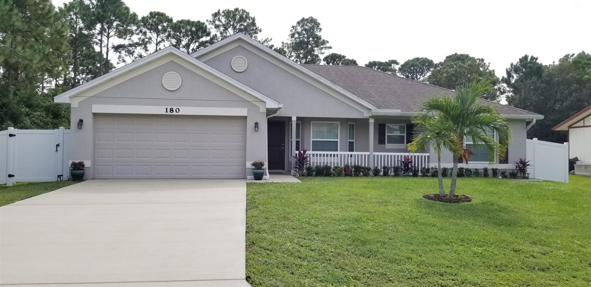 180 SW Voltair Terrace, Port Saint Lucie, FL 34984 - #: RX-10664130