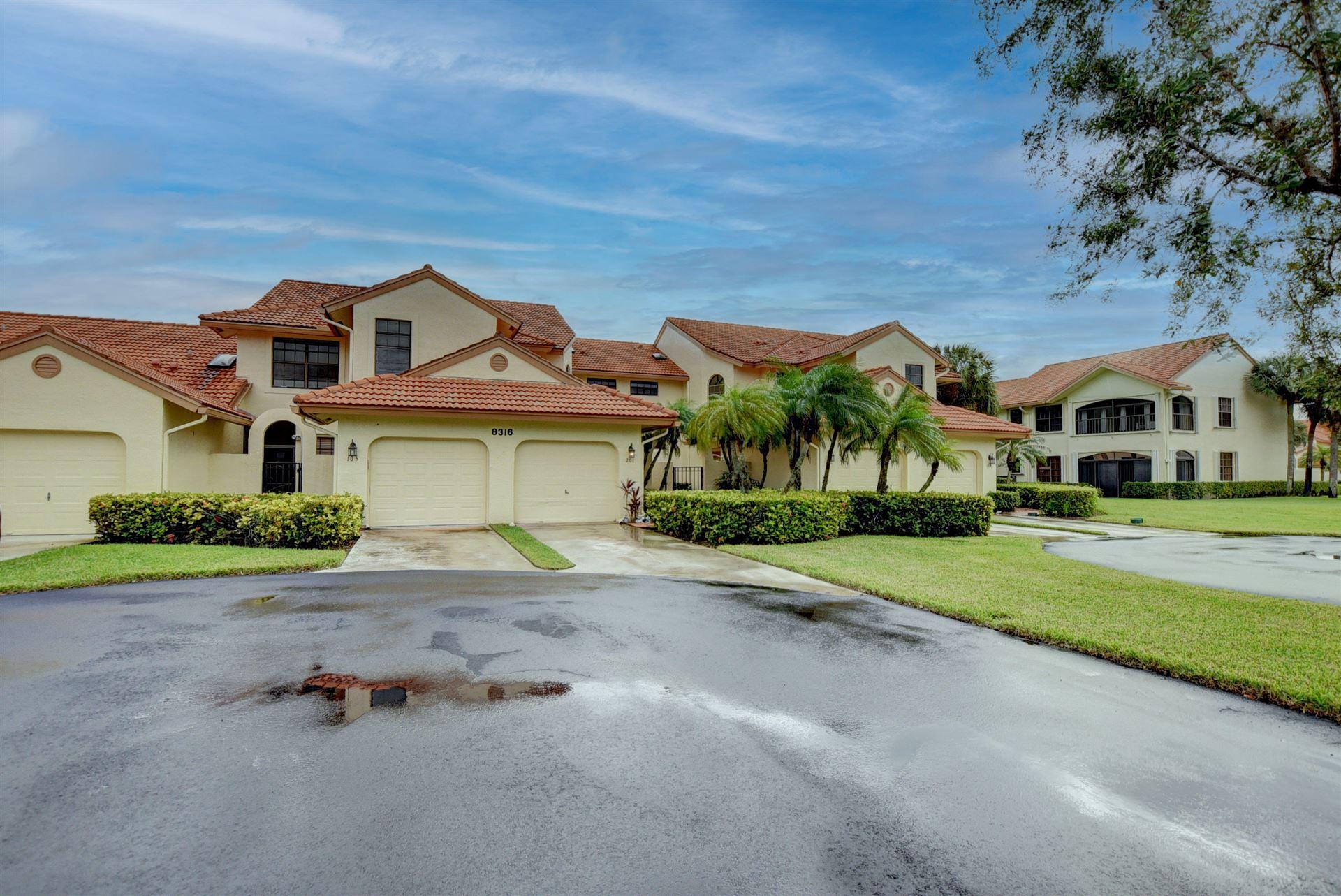 8316 Waterline Drive #201, Boynton Beach, FL 33472 - #: RX-10673130