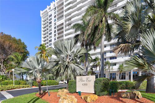 Photo of 4300 N Ocean Boulevard #18a, Fort Lauderdale, FL 33308 (MLS # RX-10596131)