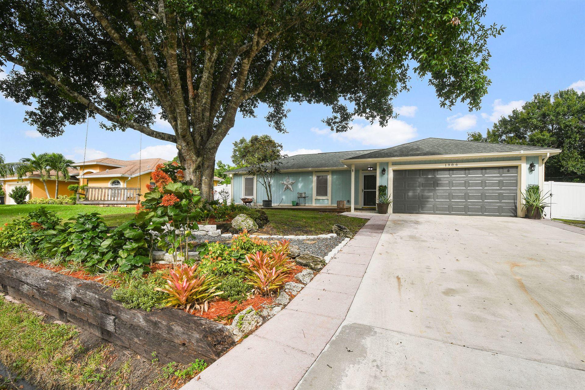 1986 SW Granello Terrace, Port Saint Lucie, FL 34953 - #: RX-10657131