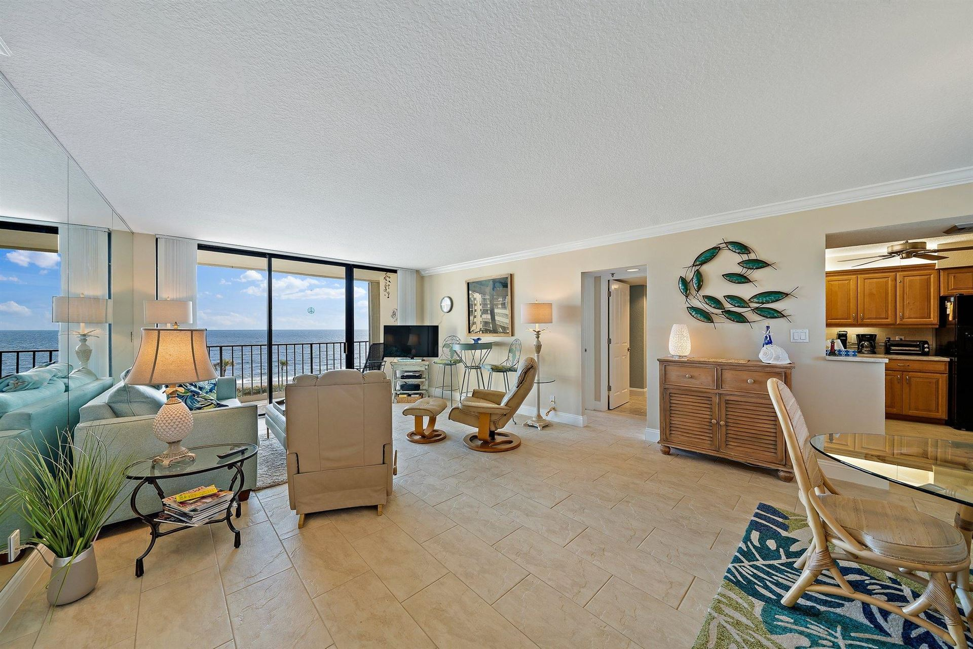 Photo of 100 Ocean Trail Way #609, Jupiter, FL 33477 (MLS # RX-10672131)