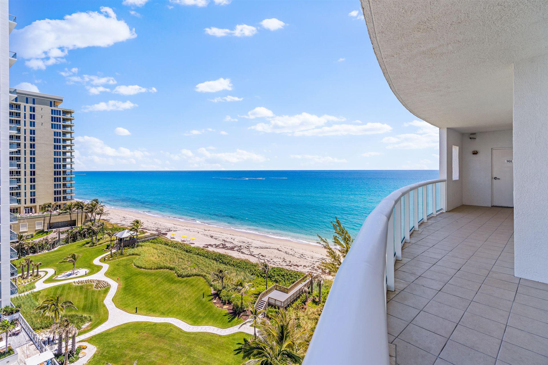 4600 N Ocean Drive #902, Riviera Beach, FL 33404 - MLS#: RX-10722131
