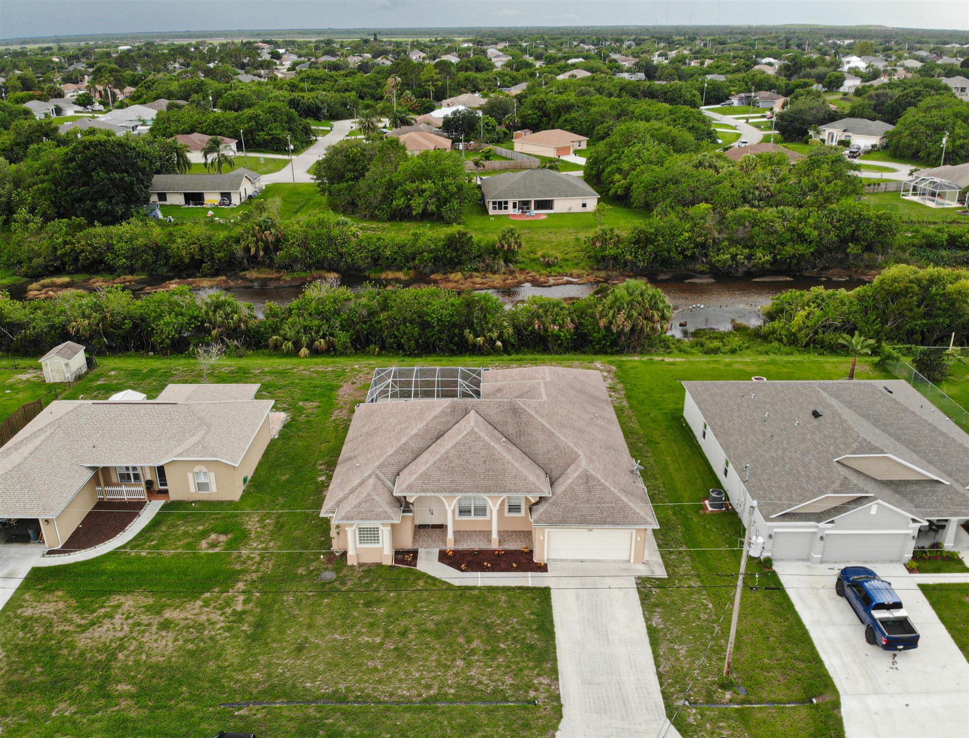 562 SW Jeanne Avenue, Port Saint Lucie, FL 34953 - #: RX-10726131