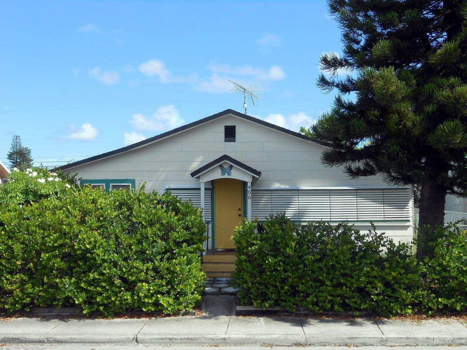 406 S B Street, Lake Worth, FL 33460 - MLS#: RX-10753131