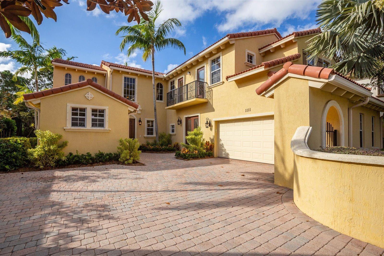 1111 Vintner Boulevard, Palm Beach Gardens, FL 33410 - #: RX-10680132